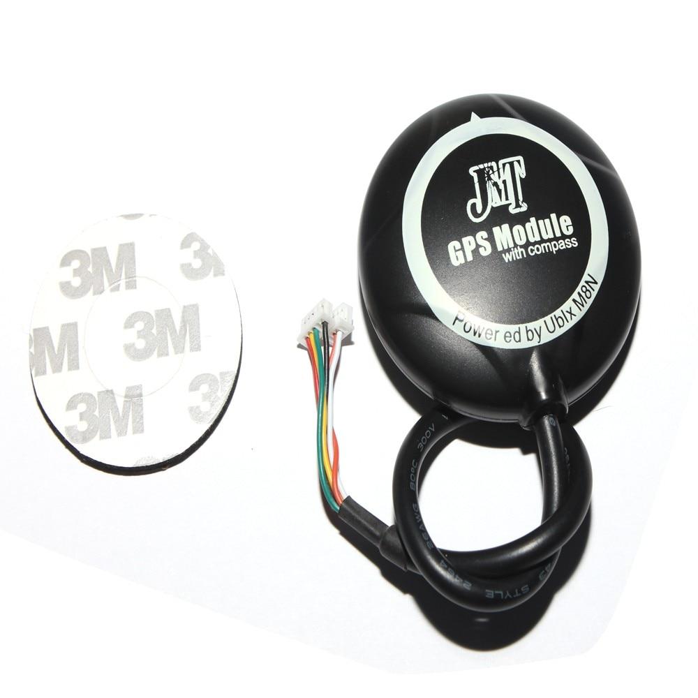 F17533 Mini M8N módulo GPS NEO-M8N GPS para APM 2,6/2,8 y PIX PX4 2.4.6 controlador de vuelo DIY RC drone
