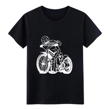 speedway driver  men s jersey t shirt Character tee S-XXXL Natural Graphic Basic Spring Vintage