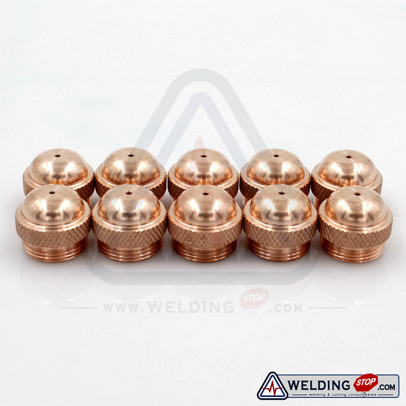 Plasma Abicor After Tips Market 743 121 Nozzle 743 Amp  Electrode PKG 0441 0132 Torch  60 PSB Binzel 20 Cutting