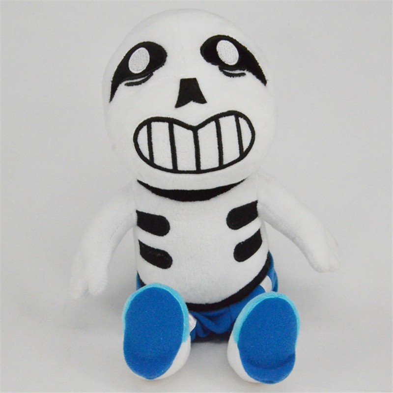 2016 New Hot 30cm12 Undertale Plush Sans Papyrus Undyne Alphys MTT Flower Miss Spider Peluche Toys Dolls Brinquedos Gift for Children  (15)