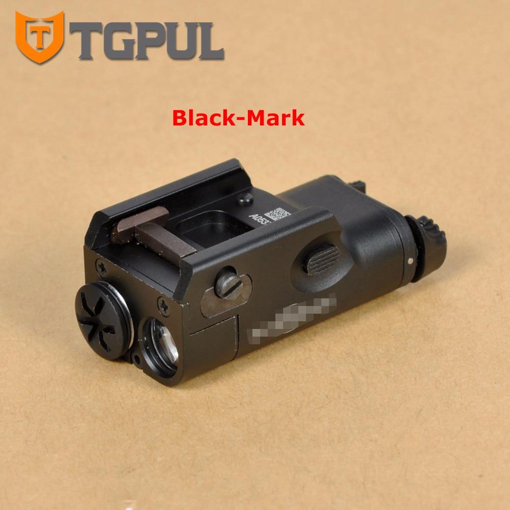 Tgul tactical caça lanterna DBAL-PL led armelight