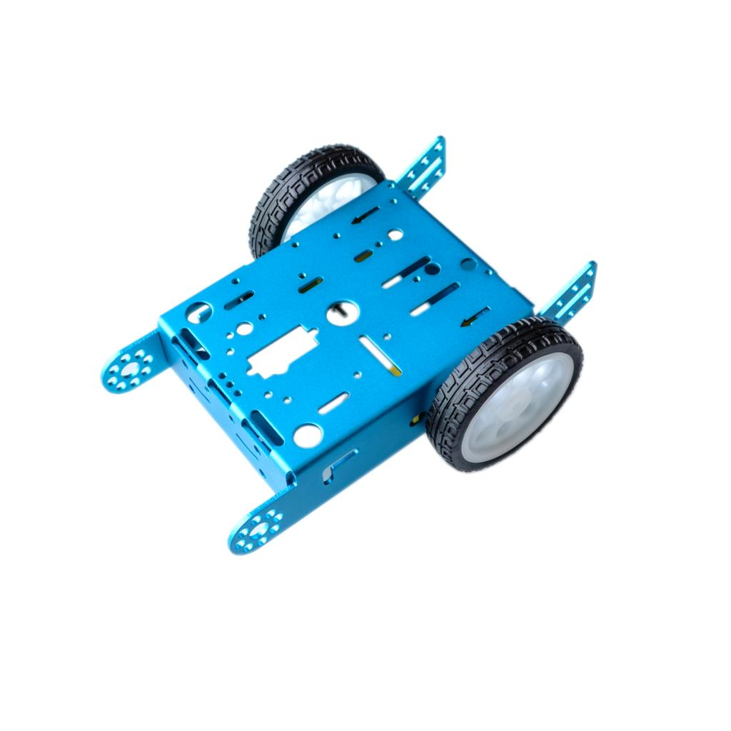 1*2WD Aluminum Car New Education Toys Robot Intelligent Car Alloy Chassis 2WD Smart Robot Car Chassis Kit DIY MBOT Car1*2WD Aluminum Car New Education Toys Robot Intelligent Car Alloy Chassis 2WD Smart Robot Car Chassis Kit DIY MBOT Car