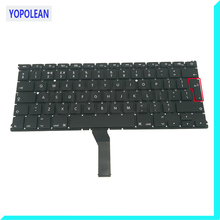 Uk-English-Keyboard A1466 A1369 Macbook Air for 20pcs/Lot New 13-