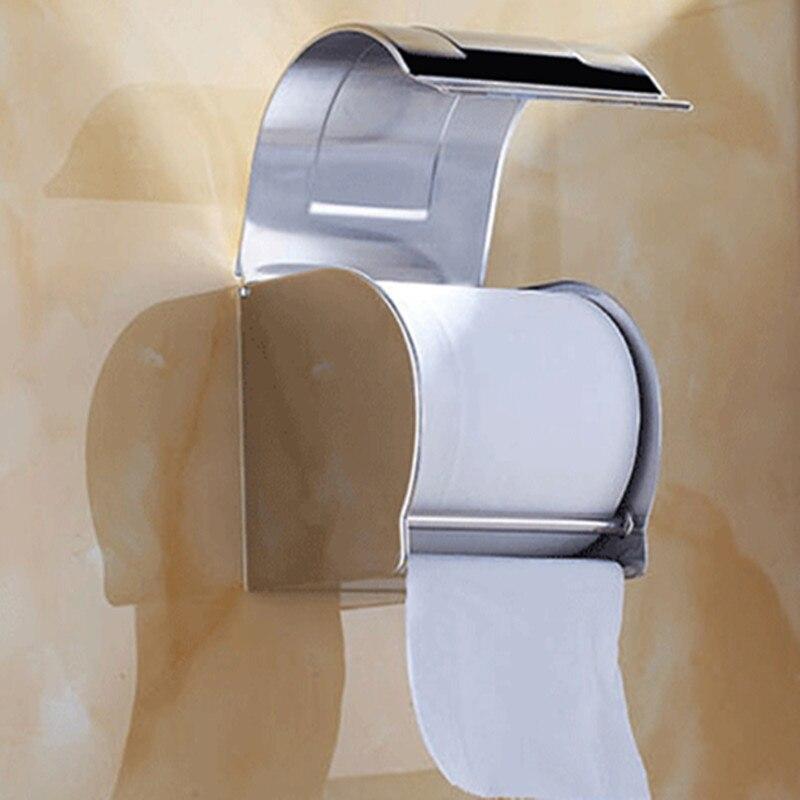 bathroom paper towel waterproof wall mounted paper holder bathroom uchwyt na papier toaletowy industrial toilet paper