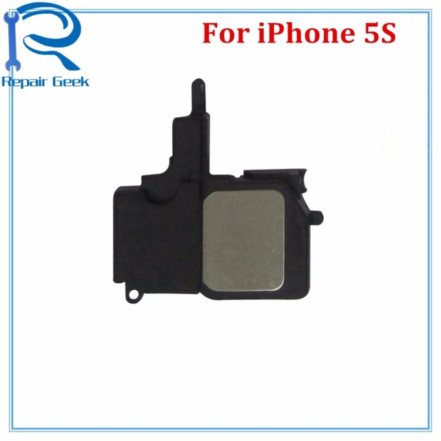 US $9 2 25% OFF|10pcs/Lot New Ringer Loud Speaker Buzzer Sound Replacement  For iPhone 5S Ringtone Flex Cable Repair Parts Free Shipping-in Mobile