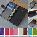 Original j & r marca flip caso capa de couro para lenovo s860 com carteira de cartão de id e stander