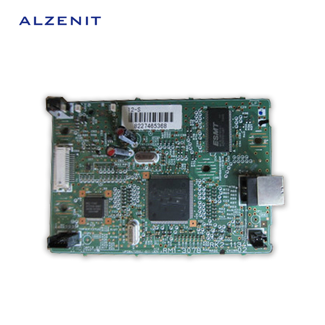 US $43 39  GZLSPART For Canon 2900 LBP2900 Original Used Formatter Board  Printer Parts On Sale-in Printer Parts from Computer & Office on