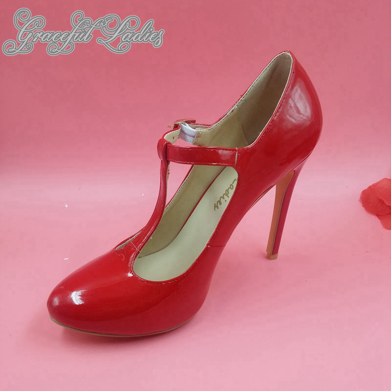 aliexpress buy patent leather toe