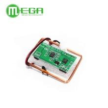 Модуль Считывателя RFID 125 кГц, система контроля доступа на выходе UART RDM6300