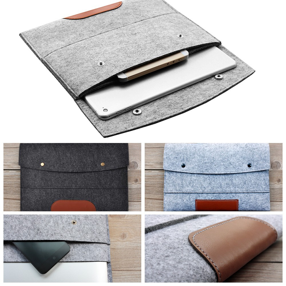 For macbook air pro retina laptop sleeve bag fashion 11 13 for 13 inch table