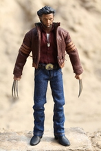 1/6 scale figure doll X-Men Origins Wolverine Hugh Jackman 12″ Action figure doll Collectible Figure Plastic Model Toys.NO BOX
