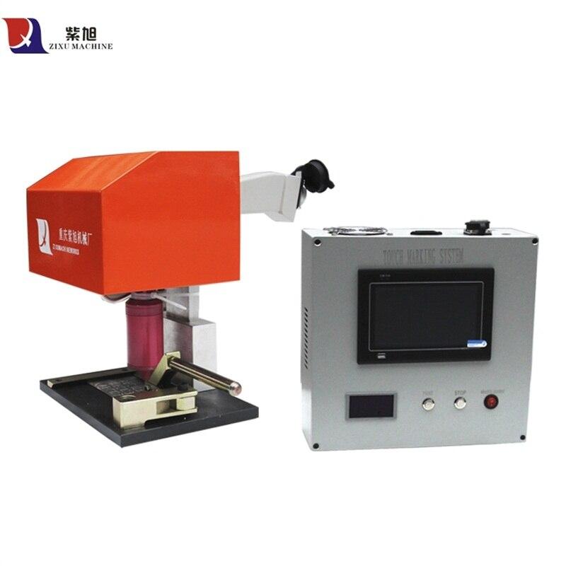 Cnc Metal Nameplate Printing Machine For Metal Plate Electric Pin Marking Machine