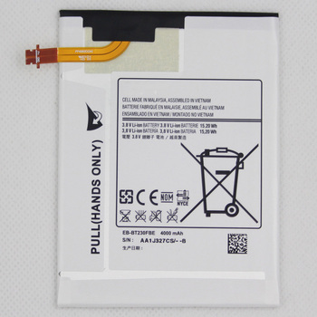 5 X Replacement Tablet Battery EB-BT230FBE For Samsung Galaxy Tab 4 7.0 Nook SM-T230 T231 T235 EB BT230ABE 4000mAh Batteries