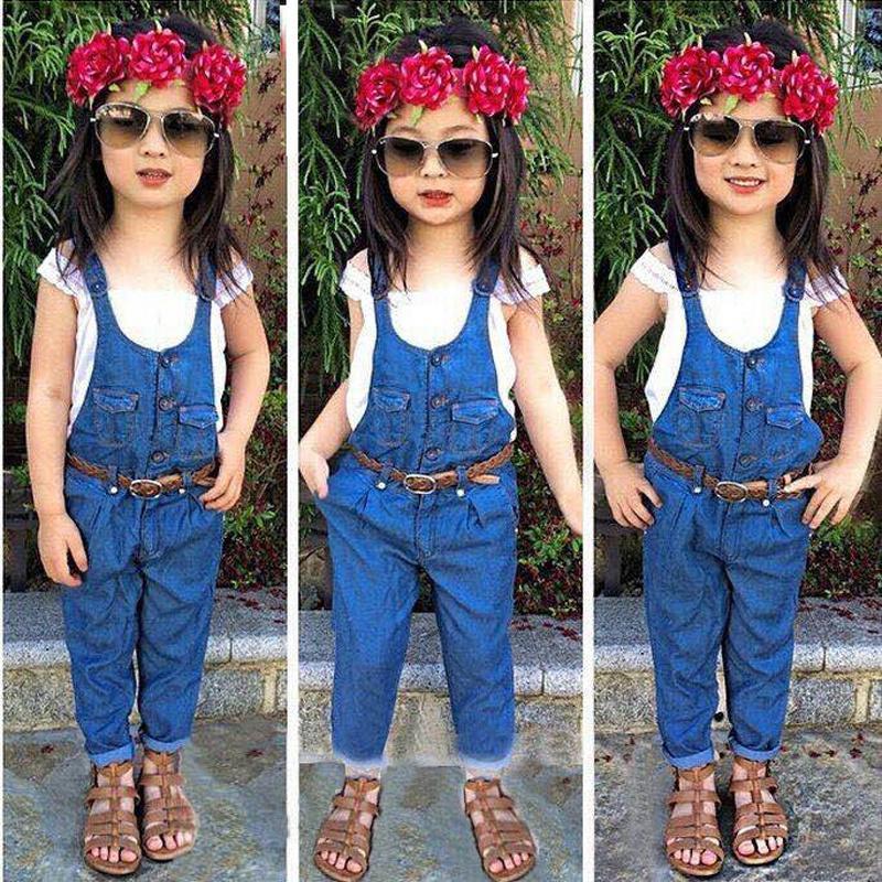 c48cbb498 2015 ropa para niñas establece 2 unids juego del ocio niños de moda de las  muchachas traje ropa niños de verano traje de sistema ocasional DS20 en set  de ...