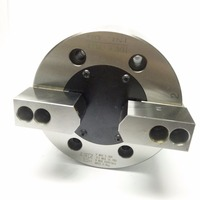 MZG 6 8 inch JNL 06 2 Jaw Solid Power Chuck for CNC Lathe Carrier Machining