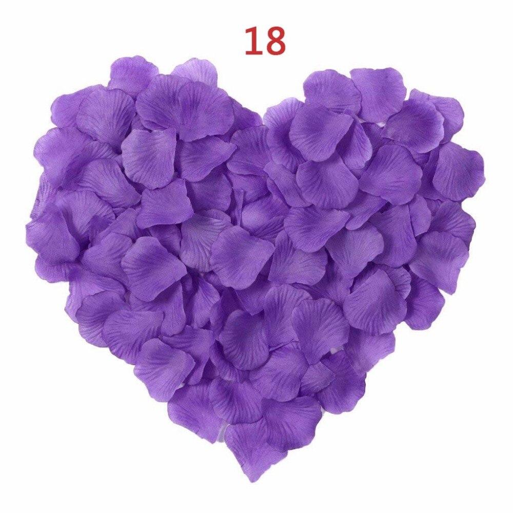 1000pc Artificial Flower Pedals 22