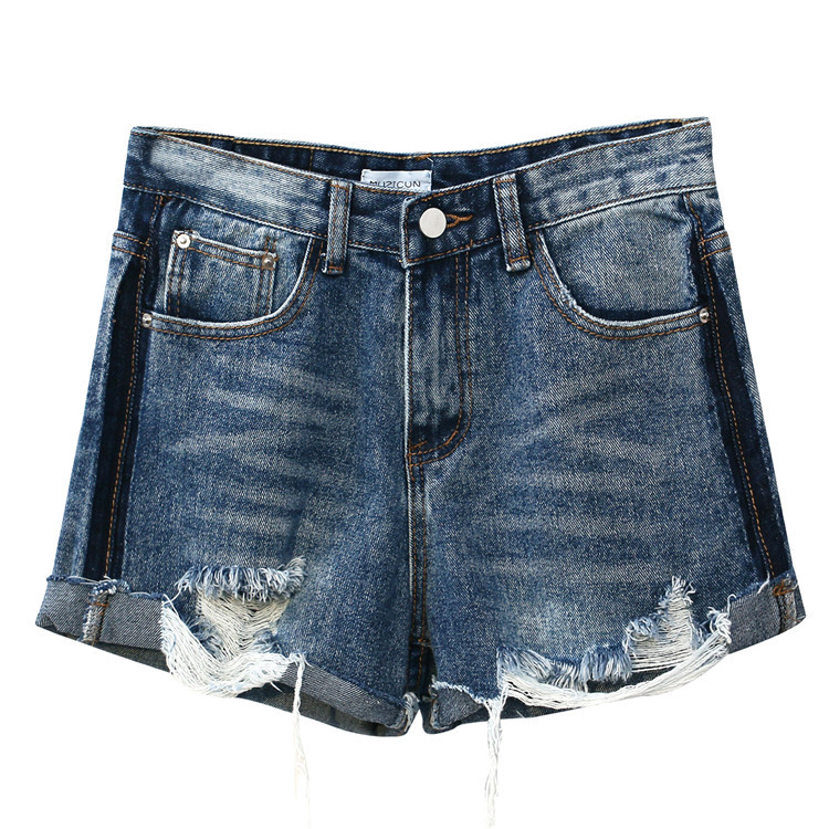 New Arrival Summer Fashion Floral Embroidery Shorts Women font b Sexy b font Jeans Short font