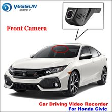 YESSUN Car Dvr Camera Driving Video Recorder For Honda Civic  AUTO Rearview Dash CAM WIFI