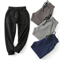 V TREE Children S Sports Pants Casual Boys Pants Knitted Harem Pants For Girls Spring Autumn