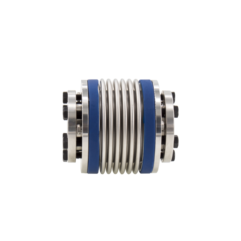 D82mm L95mm 304Steel Shaft <font><b>Coupling</b></font> screw fixed diaphragms coupler Dropshipping 62/80mm image