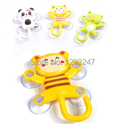Novelty Kitchen Bathroom Kit Suction Cup Hanger Hook Mirror Glass Wall  Cartoon FZ1365 iRN22. Suction Cup Mirror Bathroom Promotion Shop for Promotional Suction