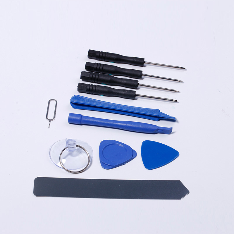 11pcs in 1 <font><b>Phone</b></font> Repairing Maintenance Tool kit Set for iPhone 6 Plus 4s 5 5c 5s 6s 7 8 X Touch Screen <font><b>Opener</b></font> Mobile <font><b>Phone</b></font> Tools