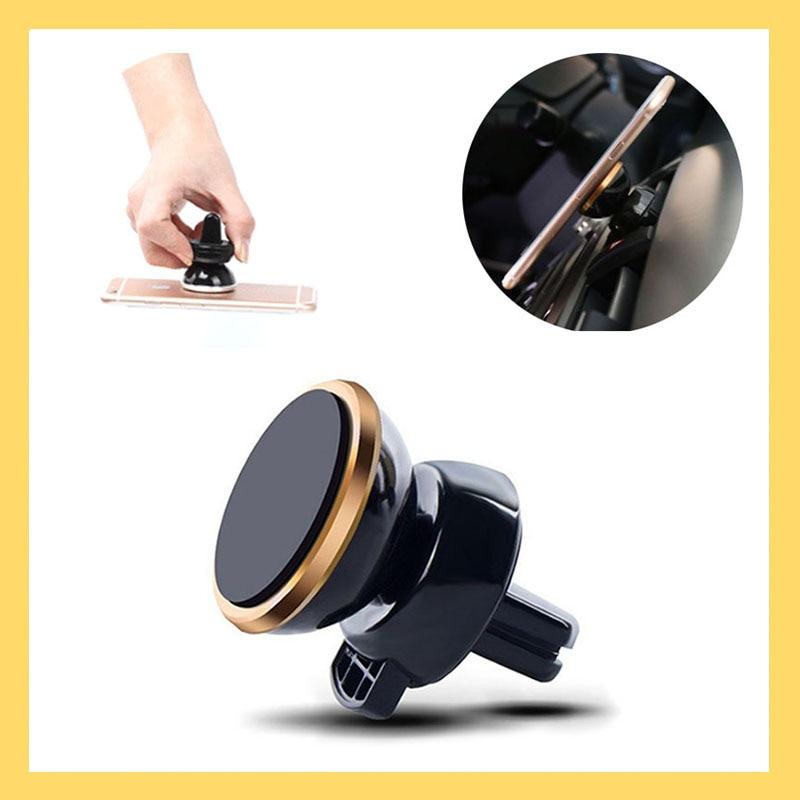 universal 360 degrees magnetic car phone holder standmagnetic holder For mobile phone in car support font