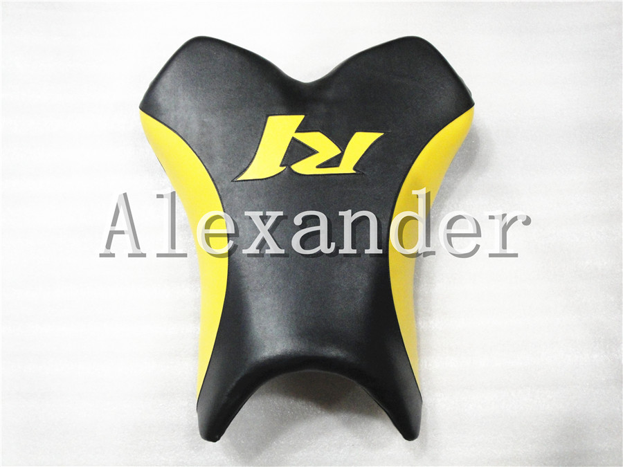 For Yamaha YZF1000 R1 2004 2005 2006 Scooter Front Rider Seat Leather Foam Plastic Cover Cushion YZF 1000