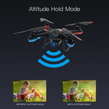 Global Drone GW007-3 RC Quadrocopter FPV Drones with Camera HD High Hold Mode Easy to Operate Mini Dron with HD Camera
