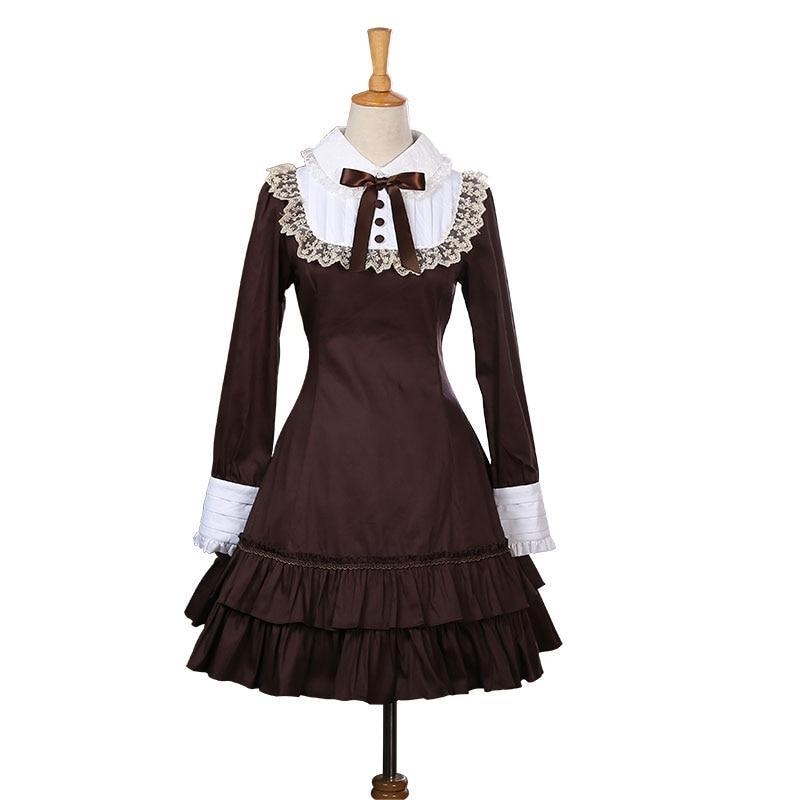 Gothic Lolita Dress Vintage Lolita Women Dress Lolita Party Clothing Classic Lolita Dresses gothic and lolita