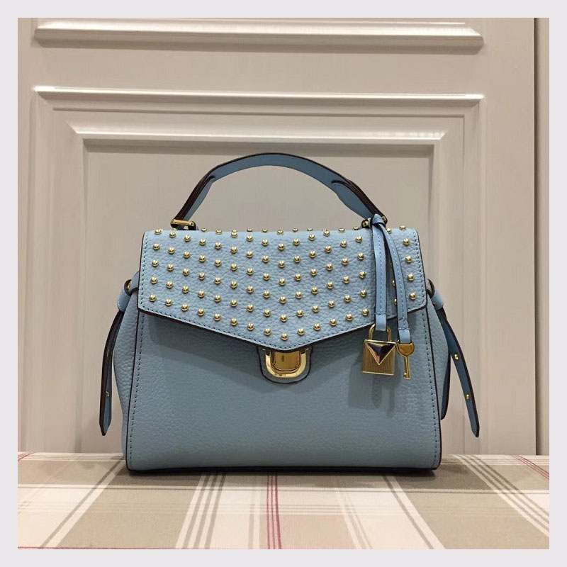 European and American style fashion brand women leather handbags geometric pattern rivet decoration genuine leather bag недорго, оригинальная цена