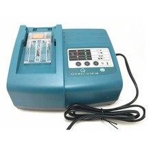 Makita DC18RC 전동 공구 배터리 BL1830 BL1840 BL1430 리튬 이온 배터리 용 교체 리튬 충전기 7.2V 18V DC18RA