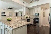 2017 твердой древесины кухонные шкафы новый дизайн белый традиционный armadio S1606031 да cucina деревянной кухонной мебели