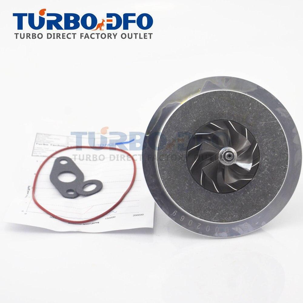 Turbine Garrett GT1549S turbo core assembly CHRA cartridge for Ford Transit 2.5 L 100 KW 452213 954T6K682AA, X4T6K682AA