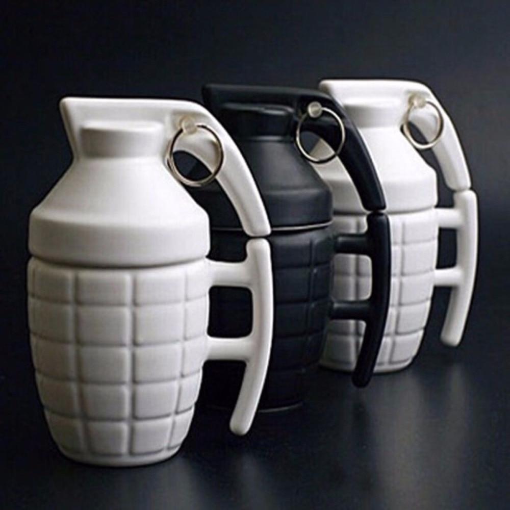Lekoch Creative Coffee Mugs Practical Water Cup with Lid Funny Gifts Granada Cafe Halloween Christmas Mug Large Tea Cute Cups