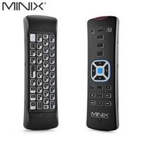 MINIX NEO W2 2.4GHz MINI Wireless Keyboard Windows Backlit Air Remote Control Designed Exclusively For Windows 10 OS MINI PC