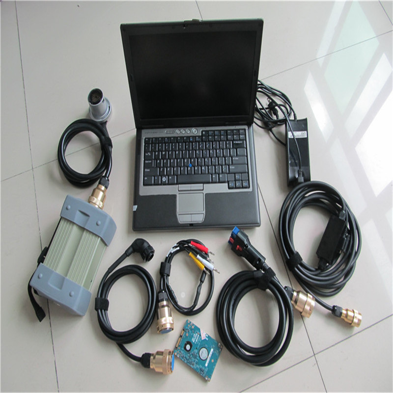MB Star C3 with Software for benz diagnosis multiplexer with HDD and LAPTOP D630 Fast Shipping