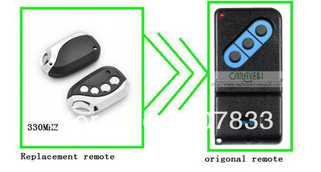 Fixed Code Faac Remote Replacement Faac Radio Controlfaac Opener