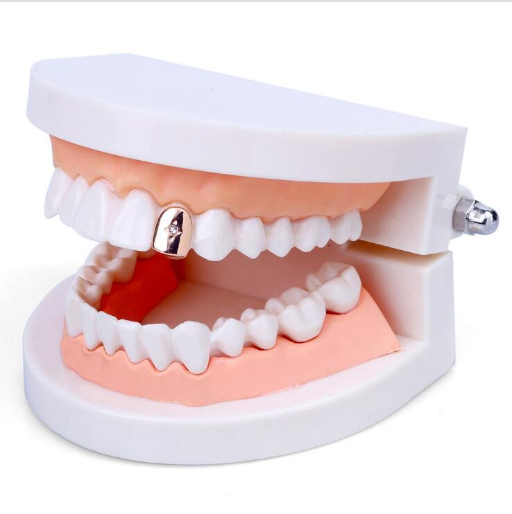 1pcs Teeth Whitening Teeth Perfect Smile Comfort Fit Flex Temporary Crown Teeth Diamond Anterior Falsh Teeth Dentures