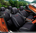 3D Tampa de Assento Do Carro Desportivo Styling, Couro Sênior,-Car covers, Todo Cercado almofada Do Assento de Carro, Para Tudo Sedan Acessórios Interiores