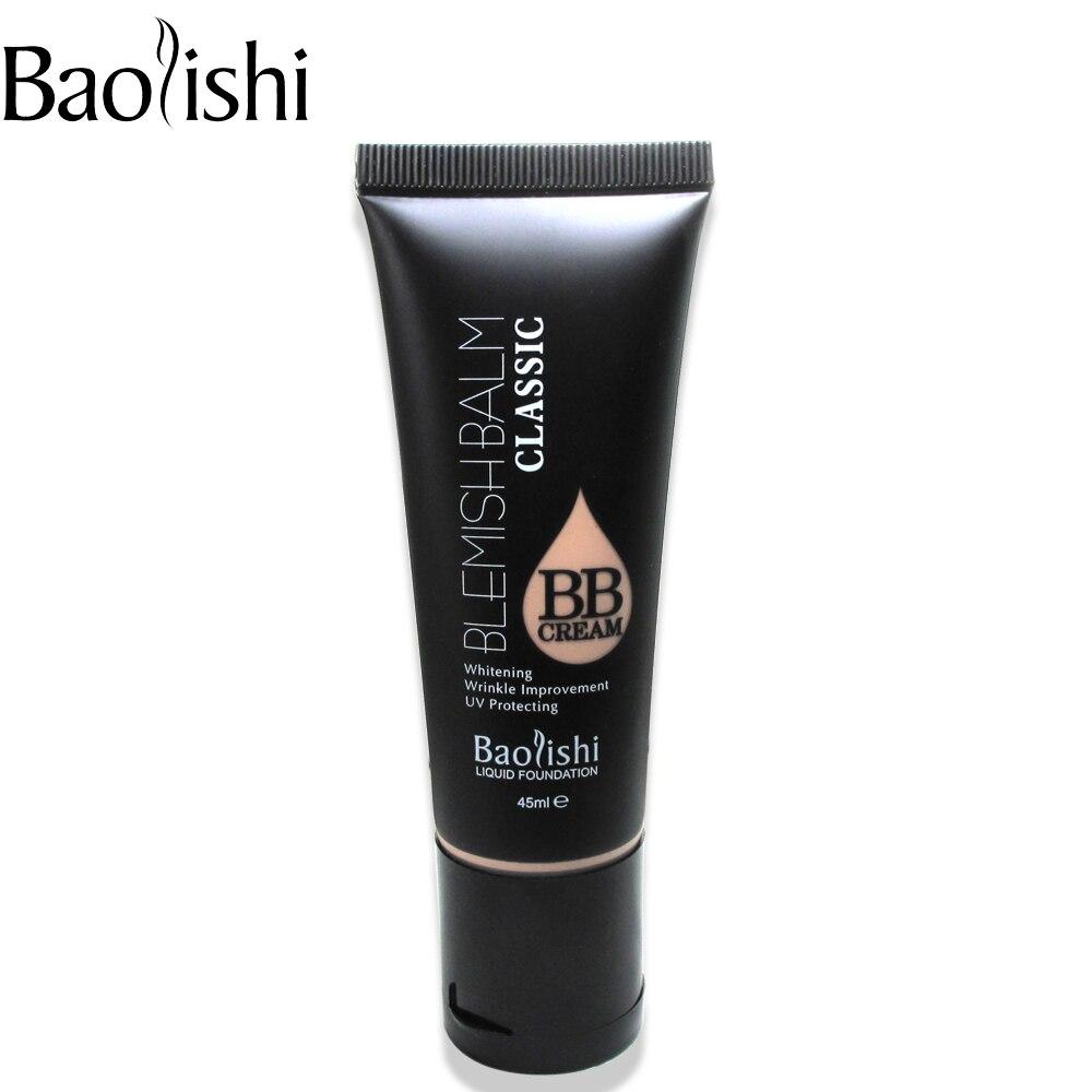 Baolishi 5 renk Yüz Vakıf Makyaj beyazlatma BB Krem Kapatıcı - Makyaj - Fotoğraf 2