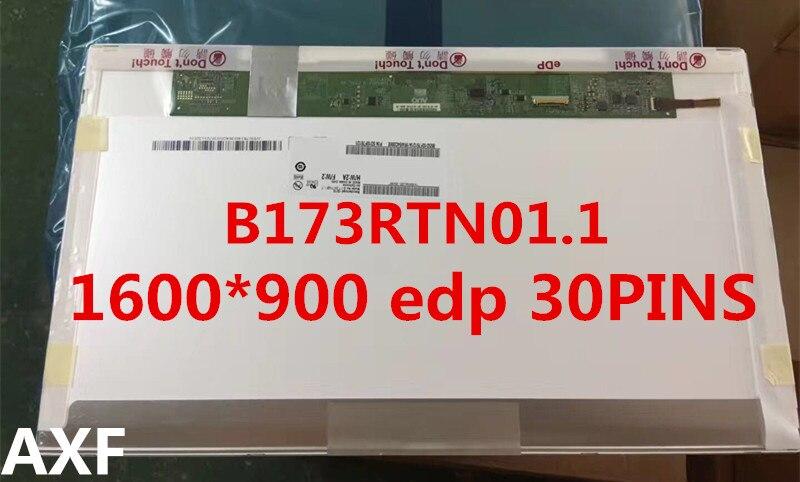 Free shipping N173FGE-E23 Rev B2 LP173WD1 TPA1 B173RTN01.1 LP173WD1 TPE1 17.3 LED LCD PANEL LAPTOP SCREEN панель универсальная led rev lp slim quadro 36вт 6500k