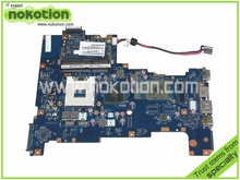 K000103780 NALAA LA-6042P Laptop motherboard for Toshiba Satellite L670 L675 ATI HD 5470 Graphics Mainboard full tested