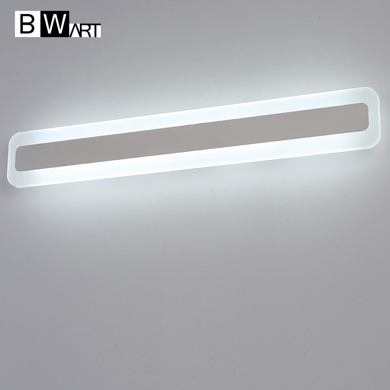 BWART Modern LED Wall Lamps Interior wall luxury decoration LED Sconces lighting Dressing table Mirror soft