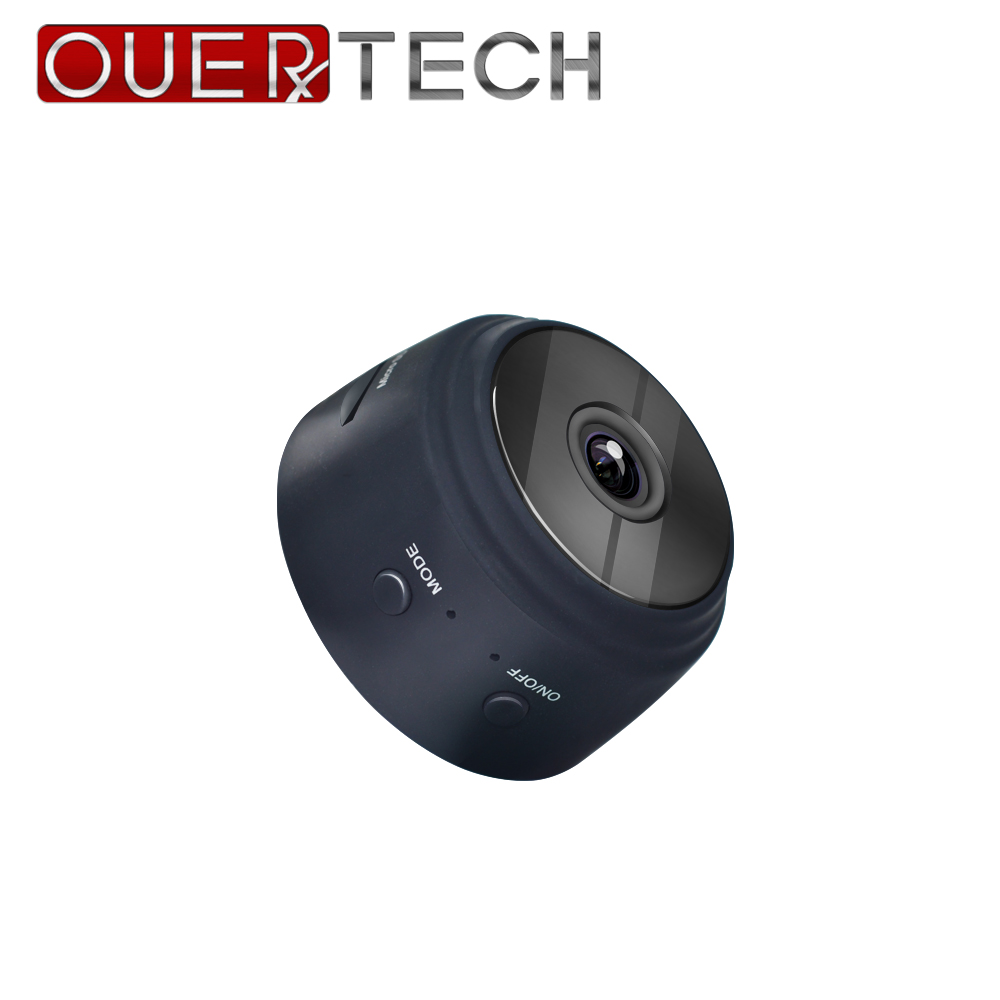 OUERTECH HD 1080P Night Vision  Infrared Mini Camera Camcorder Support TF Card Slot Video Voice Recorder Digital Micro Cameras