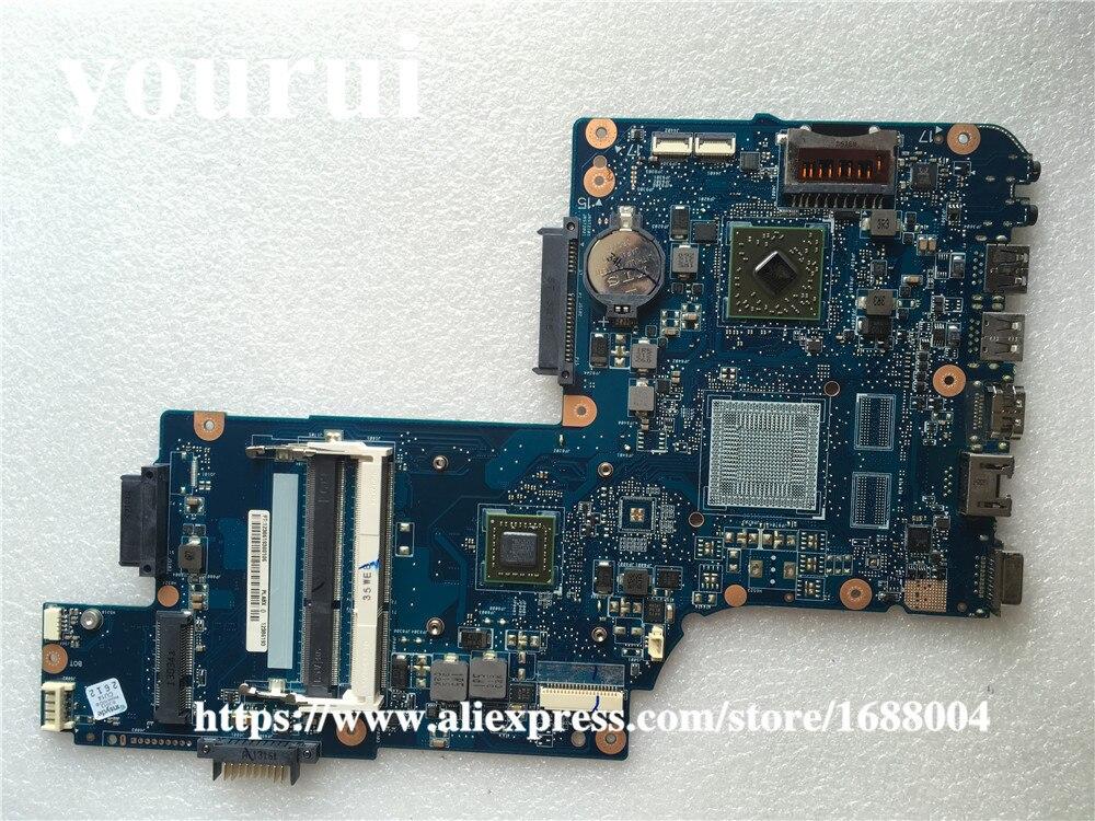 Nerd Herd Toshiba Satellite C850-1FZ C850-1G2 C850-1G3 C850-1GL C850-1HM C850-1JV C850-1JZ C850-1KD C850-1KM C850-1KN C850-1KR C850-1KX Laptop Fan with Heatsink 3 Pin Version