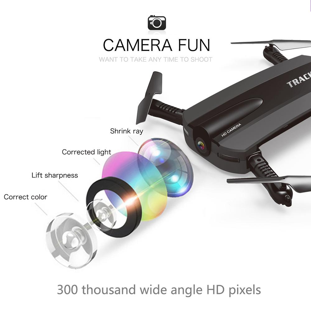 3 JXD 523 JXD523 Mini Foldable drone