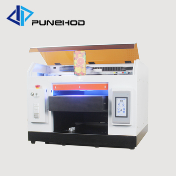 T-shirt printing machine infrared ray uv led a3 flatbed printer