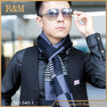 New Arrival Winter Warm Scarves Plaid print Scarf For Men 180*30cm free shipping