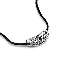New fashion hollow-out pendant necklace.Solid 925 sterling silver women necklace.Charming lady Thai silver jewelry, wholesale
